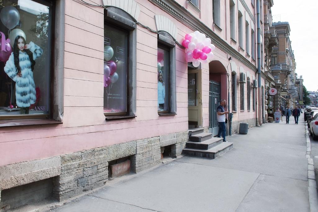 Фото магазина в СПб